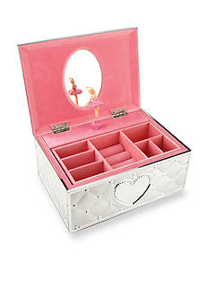 Lenox Childhood Memories Ballerina Jewelry Box - Online Only