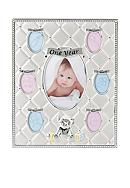 Lenox® Childhood Memories 1st Year 3x5 Frame