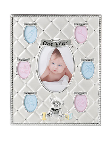 Lenox® Childhood Memories 1st Year 3x5 Frame - Online Only