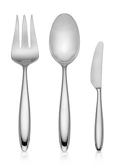 Lenox® Curve 3-Piece Serve Set