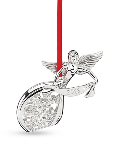 Lenox Kirk-Stieff Collection 2016 Angel Ornament