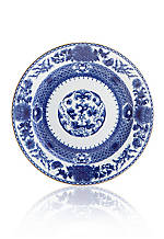 Imperial Blue Bread & Butter Plate 7-in.