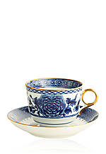 Imperial Blue 2.75-in. Tea Cup & 3.5-in. Saucer