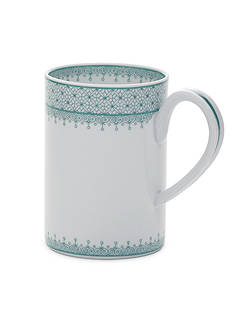 Mottahedeh Green Lace Mug