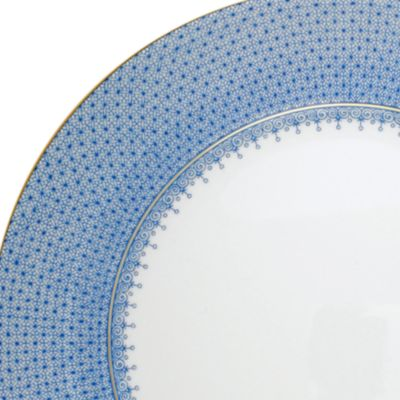 Designer Tabletop: Shop All: Cornflower Mottahedeh LACE SRVC PLT GRN AP