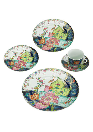 Mottahedeh Tobacco Leaf China Collection