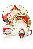 VIETRI Old St. Nick Collection