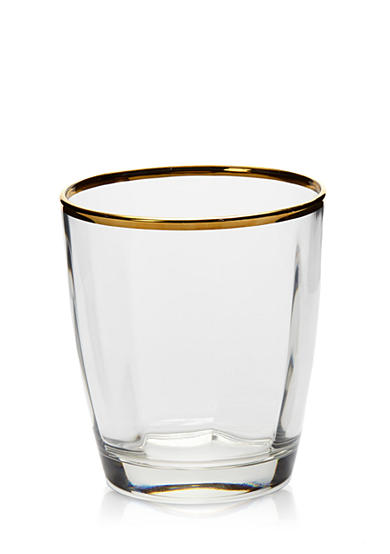 Optical Gold Drinkware