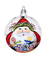 Old St. Nick 2012 Festa Ornament 4-in. D