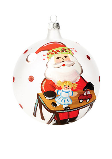 Old St. Nick Worktable Ornament