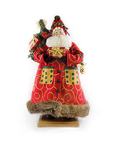 VIETRI Old St. Nick Regal Coat