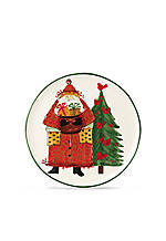 Old St. Nick Limited Edition 2014 Round Platter 13.75-in.
