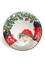 Old St. Nick Candy Dish 8.75-in.