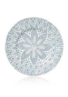 Viva by Vietri Lace Dinner Plate