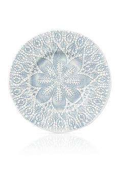 Vietri Lace Salad Plate