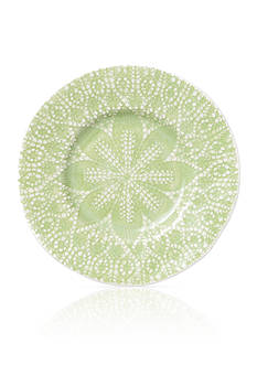 Viva by Vietri Lace Salad Plate