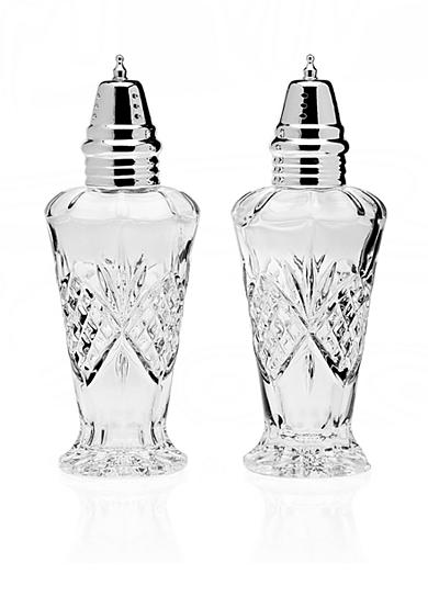 Godinger Dublin Salt and Pepper Shakers