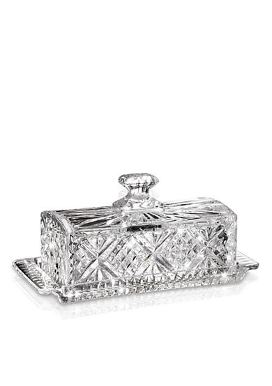 Godinger Dublin Covered Butter Dish