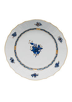 Herend Chinese Bouquet Service Plate - 11-in. D.