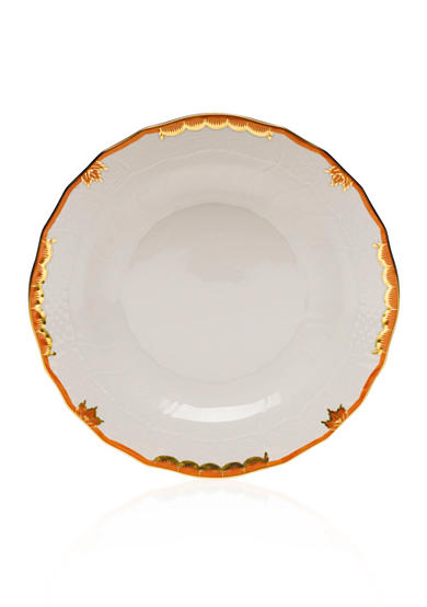 Herend Princess Victoria Dinnerware - Rust