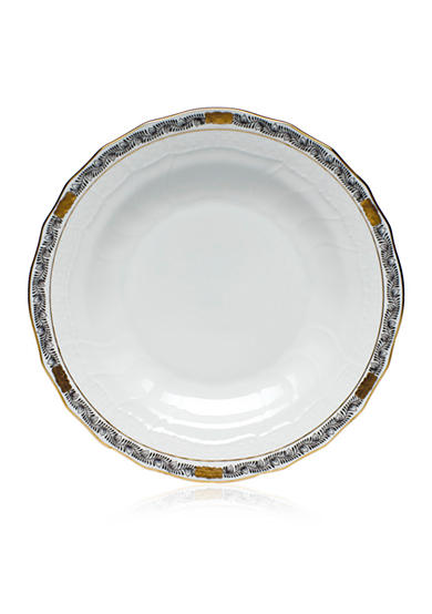 Herend Chinese Bouquet Garland Dessert Plate - 8.25-in. D.