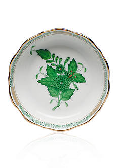 Herend 3.25-in. X 0.75-in. Mini Scalloped Dish