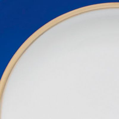 Pink Gold China: Cobalt Blue Herend 12-in. Charger Plate