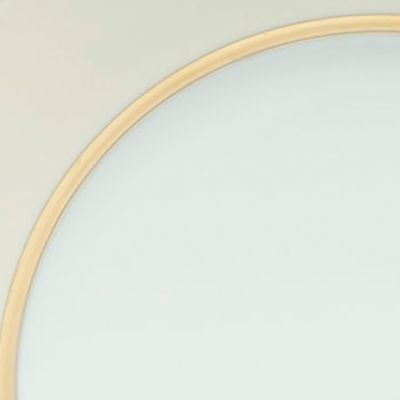 Pink Gold China: Beige Herend 12-in. Charger Plate
