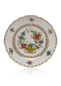 Herend Indian Basket Salad Plate - 7.5-in. D.