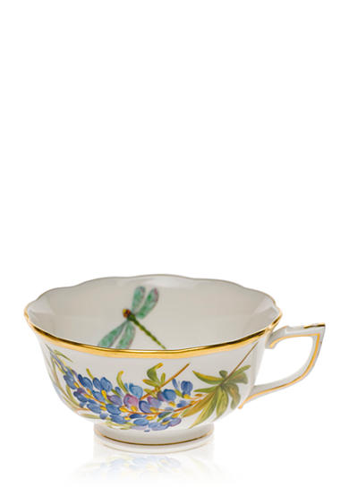 Herend American Wildflowers Tea Cup