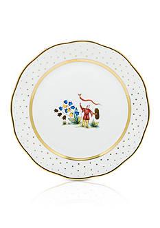 Herend Asian Garden Demure Dinner Plate - Motif #4