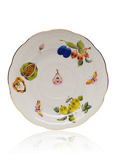Herend Fruits & Flowers Tea Saucer