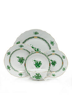 Herend Chinese Bouquet - Green