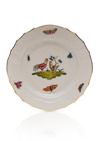 Herend Chanticleer Bread & Butter Plate, Motif #1