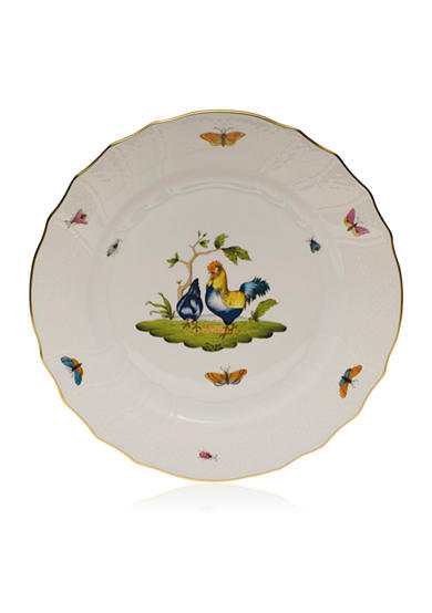 Herend Chanticleer Dinner Plate - Motif #2