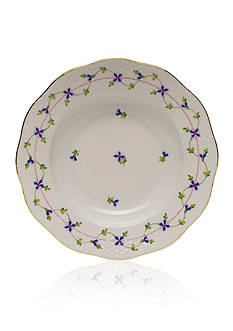 Herend Rim Soup Plate - 8-in.D.