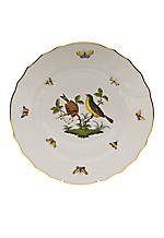 Rothschild Bird Dinner Plate #7
