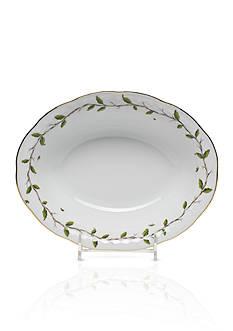 Herend Rothschild Garden Oval Vegetable Dish