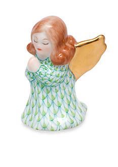 Herend Praying Angel - Key Lime
