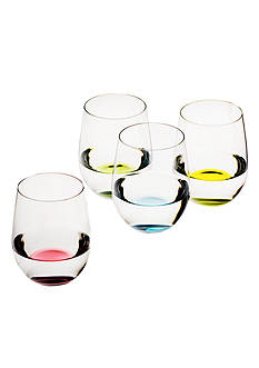 Riedel Happy O Wine Tumblers Set of 4