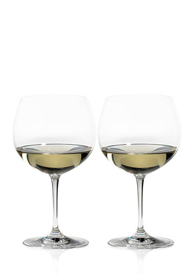 Riedel Vinum Oaked Chardonnay Set of 2 Glasses