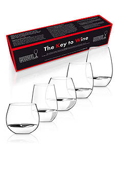 Riedel Key to Wine Tasting Set of 5 Glasses