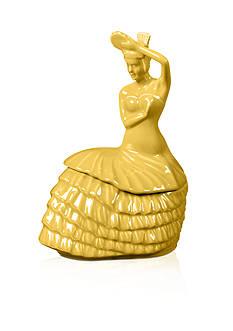 Fiesta® Dancing Lady Cookie Jar 77-oz.