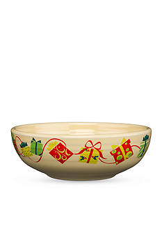 Fiesta Holiday Gifts Exclusive Medium Bistro Bowl