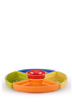 Fiesta® Bright Colors 5-Piece Entertaining Set