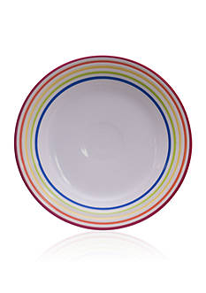 Fiesta Rainbow Luncheon Plate