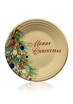 Fiesta Christmas Dinner Plate