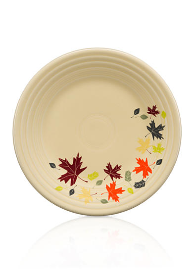 Fiesta® Autumn Leaves Luncheon Plate
