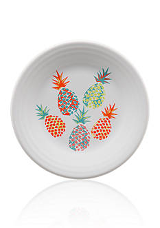 Fiesta® Pineapple Luncheon Plate