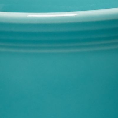 Solid Color Dinnerware: Turquoise Fiesta Java Mug 12-oz.